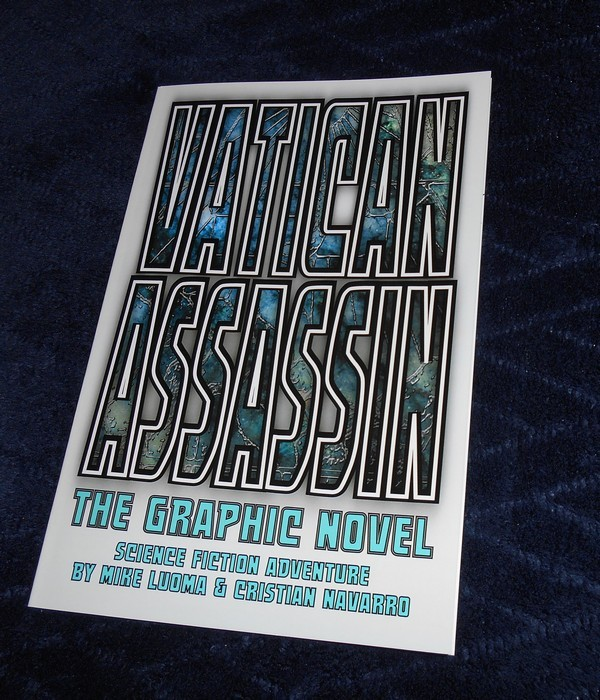 VATICAN ASSASSIN - The Graphic Novel