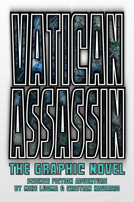 Get VATICAN ASSASSIN - The Graphic Novel!